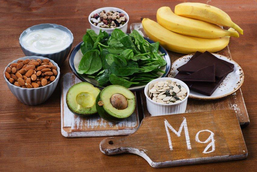 alimentos ricos em magnesio